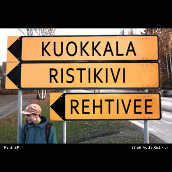 Rehtivee - Rehti EP cover art