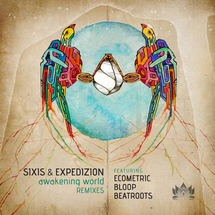 Awakening World Remixes cover art
