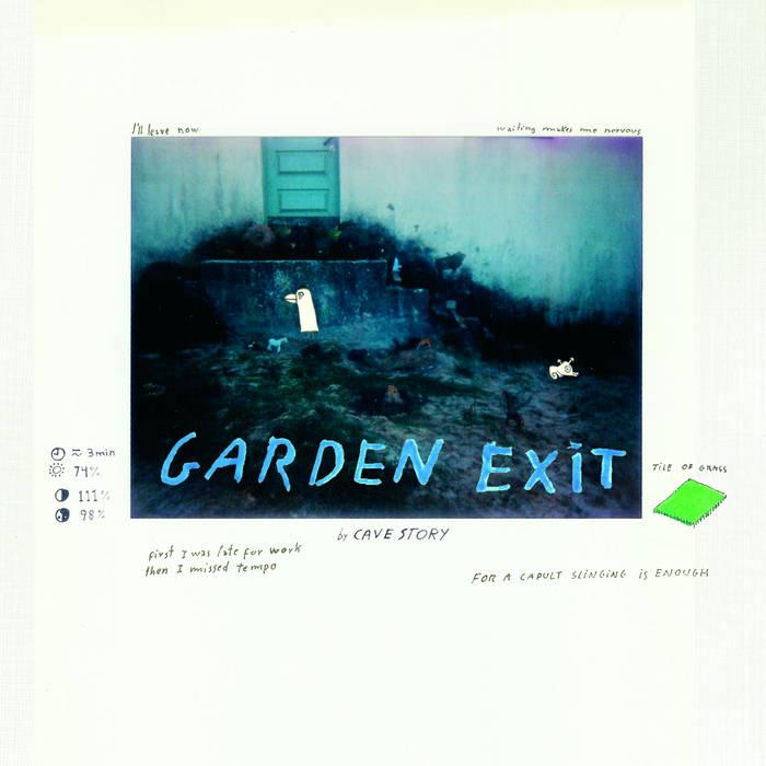 Garden Exit cover art