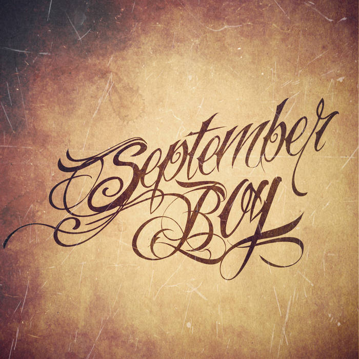 SEPTEMBER BOY cover art