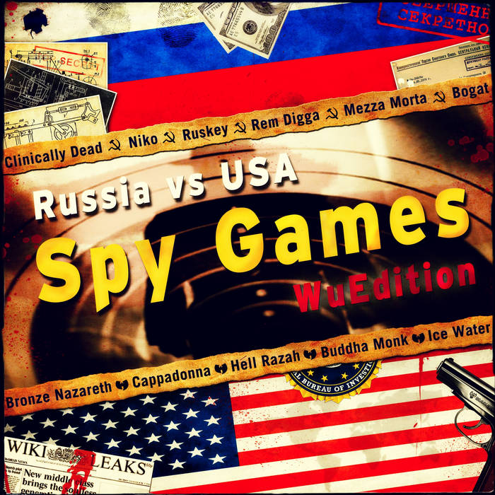 Spy Games: WuEdition cover art