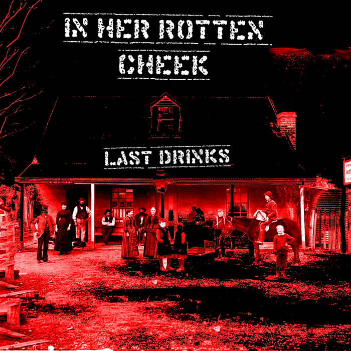 Last Drinks cover art