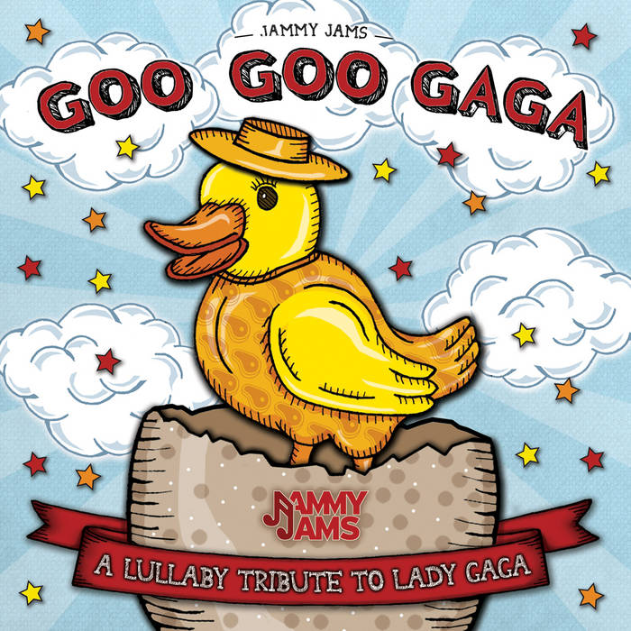 Goo Goo Gaga: A Lullaby Tribute To Lady Gaga cover art