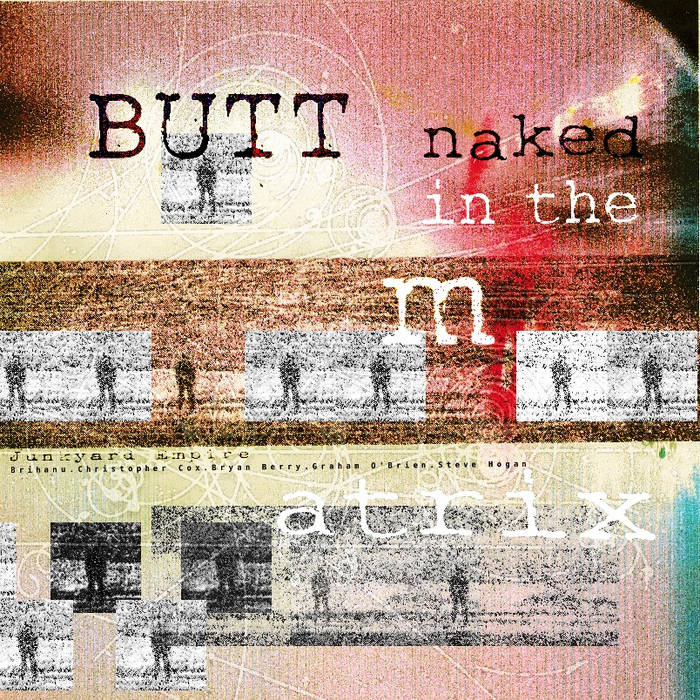 Butt Naked in the Matrix cover art