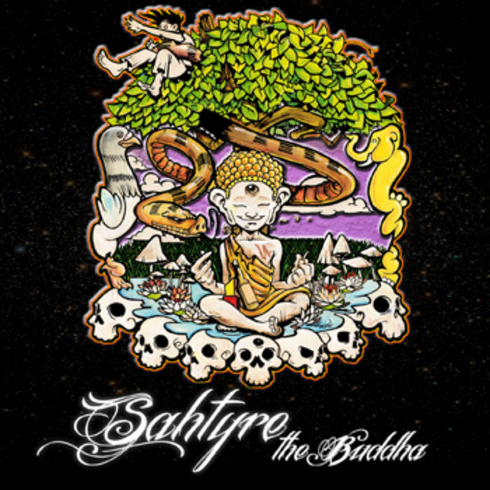 The Buddha cover art