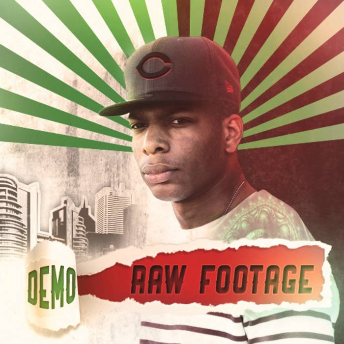 Raw Footage (Mixtape) cover art