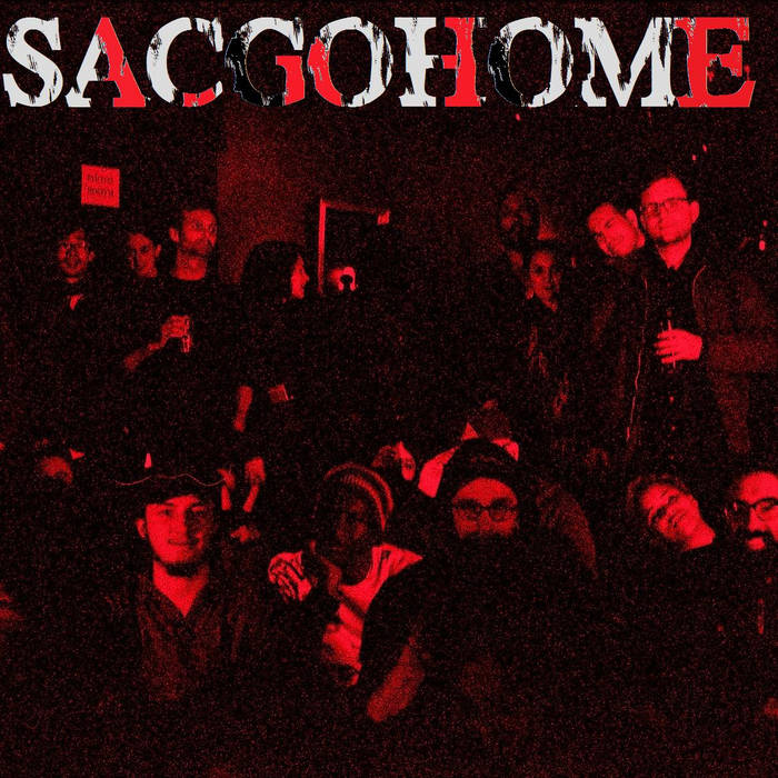 Sac Go Home: Witch Room, December 2014 cover art