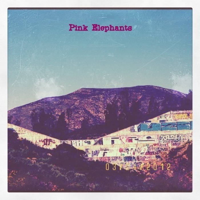 Pink Elephants cover art