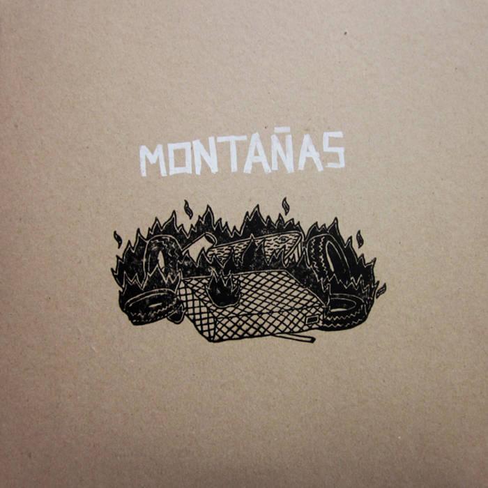 """Montañas 12"""" cover art"""