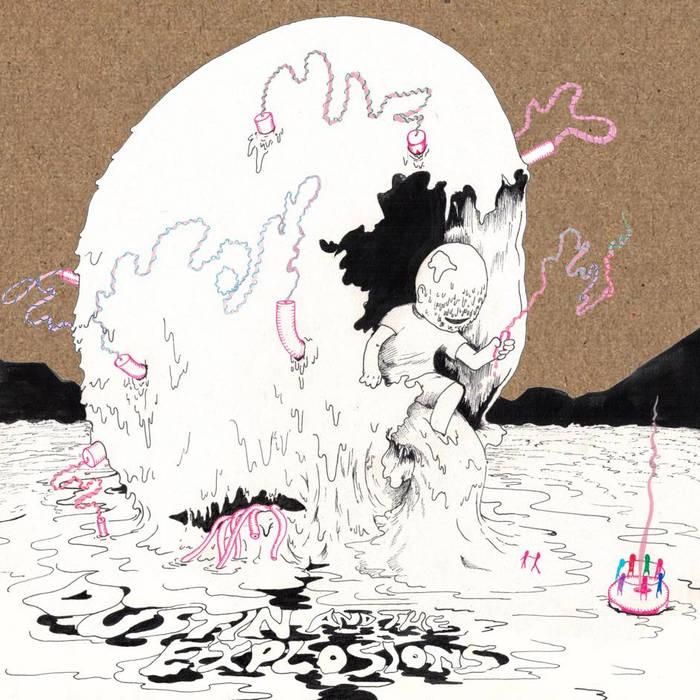 """Serpents 7"""" cover art"""