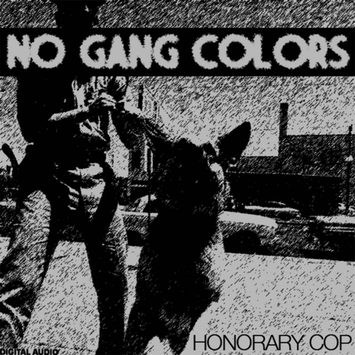 Honorary Cop cover art