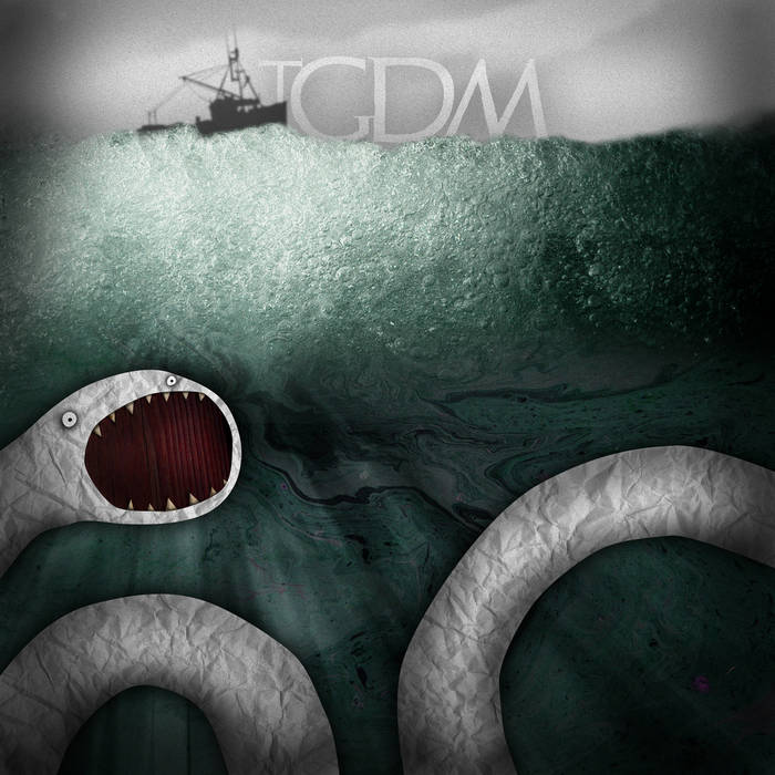 Paper Leviathan cover art