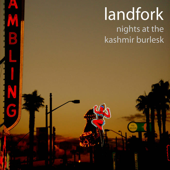 Nights At The Kashmir Burlesk cover art