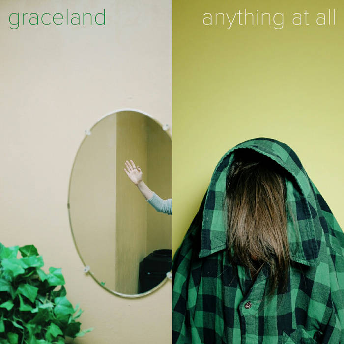 graceland/anything at all: a holiday feeling cover art