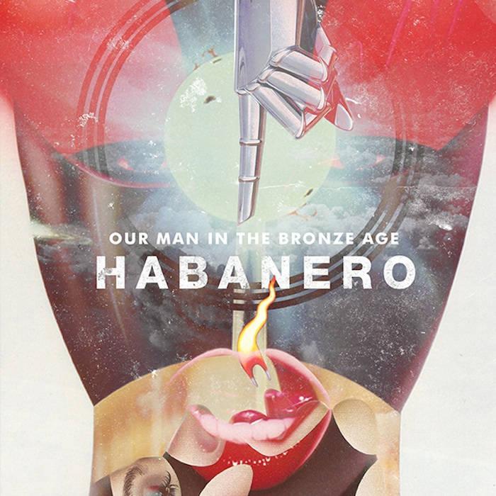 Habanero E.P cover art