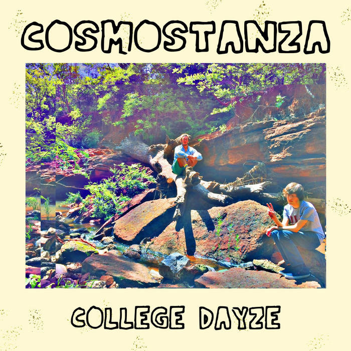 COLLEGE DAYZE cover art