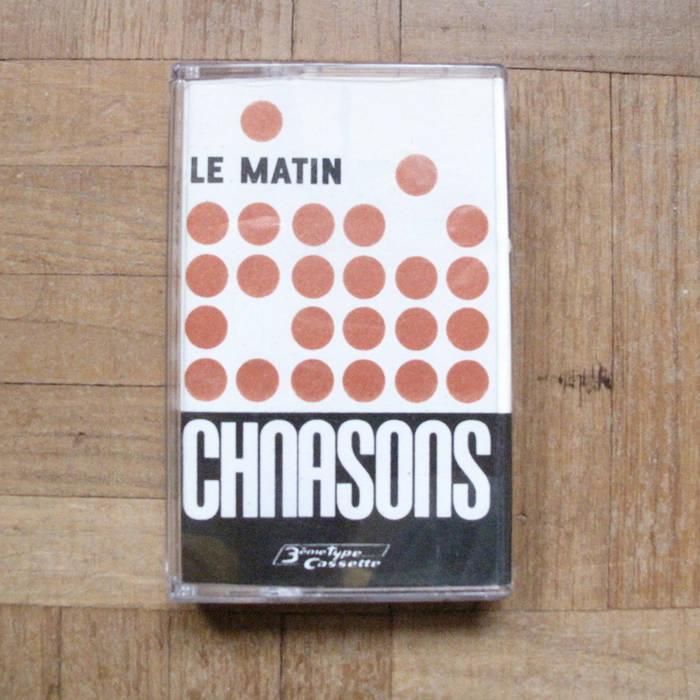 Chnasons cover art