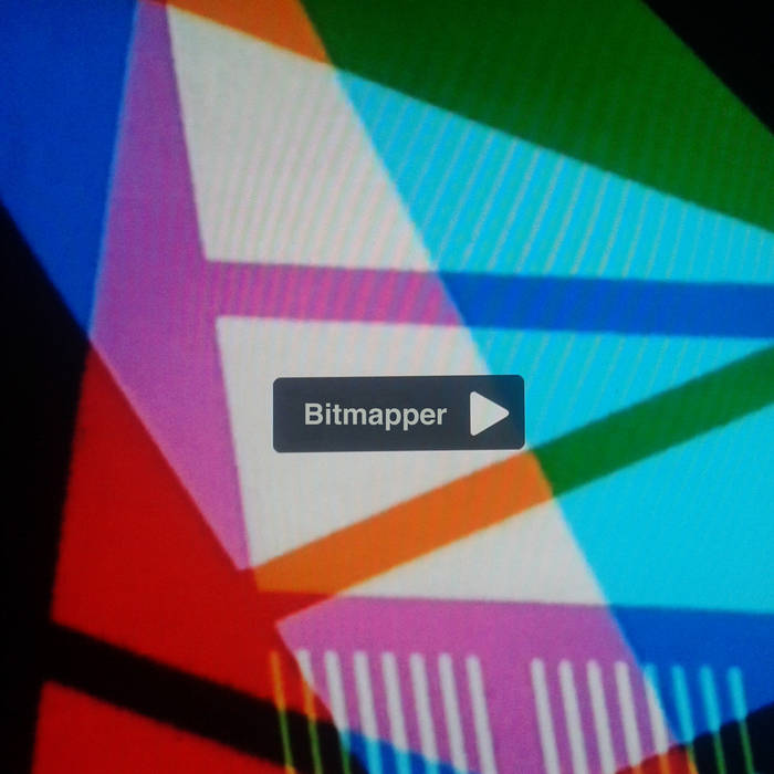 Bitmapper EP cover art