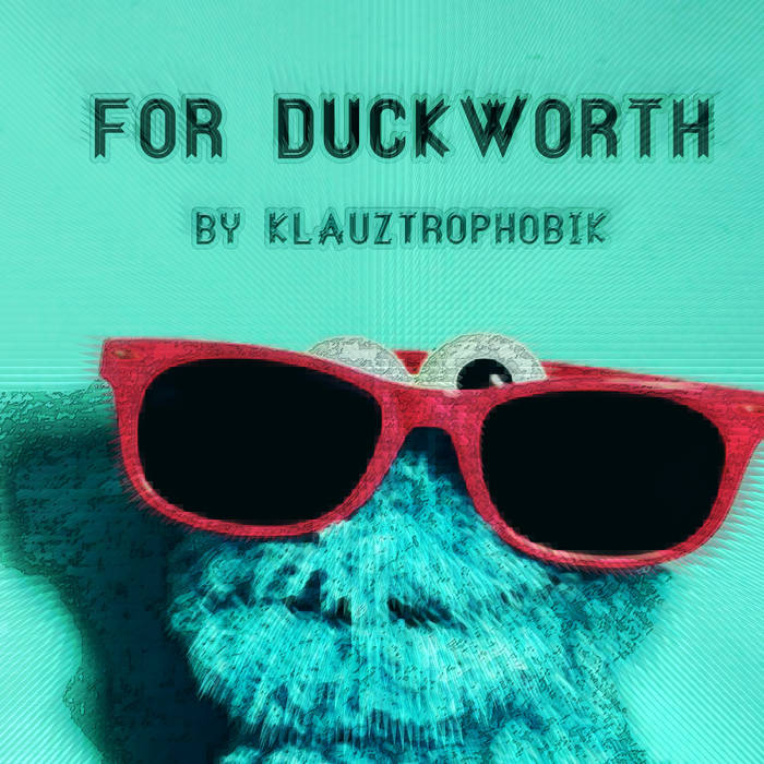 For Duckworth cover art