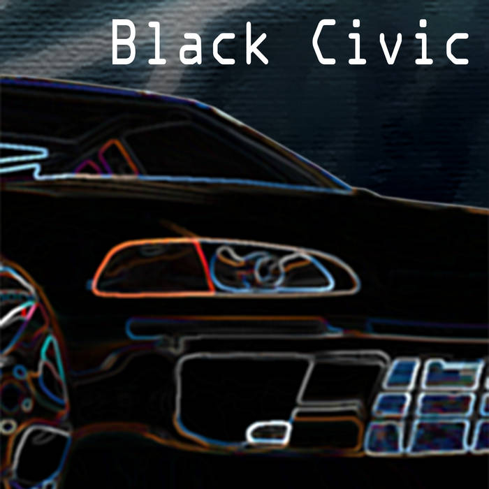 Black Civic EP cover art