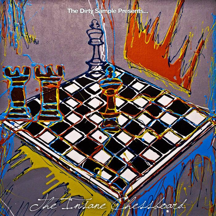 The Insane Chessboard cover art
