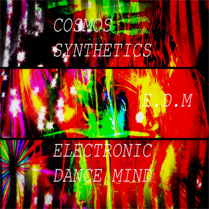 Electronic Dance Mind cover art