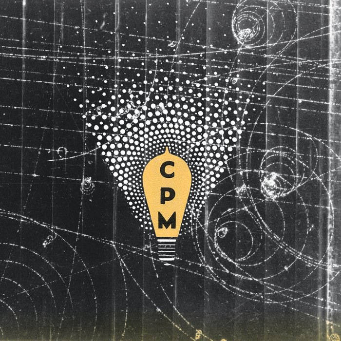 CPM EP cover art