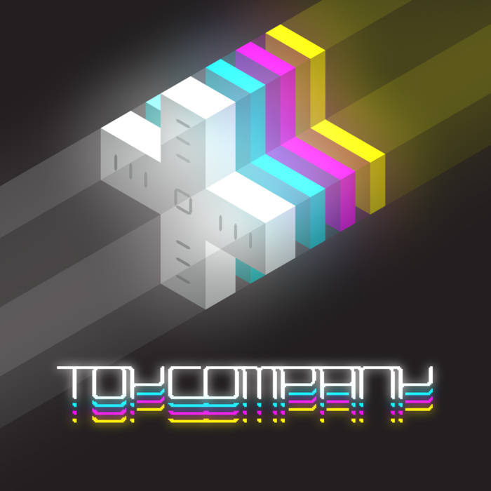 Toy Company - PLAYROOM Vol​​.3 cover art