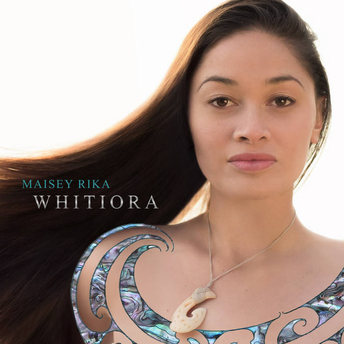 Whitiora cover art