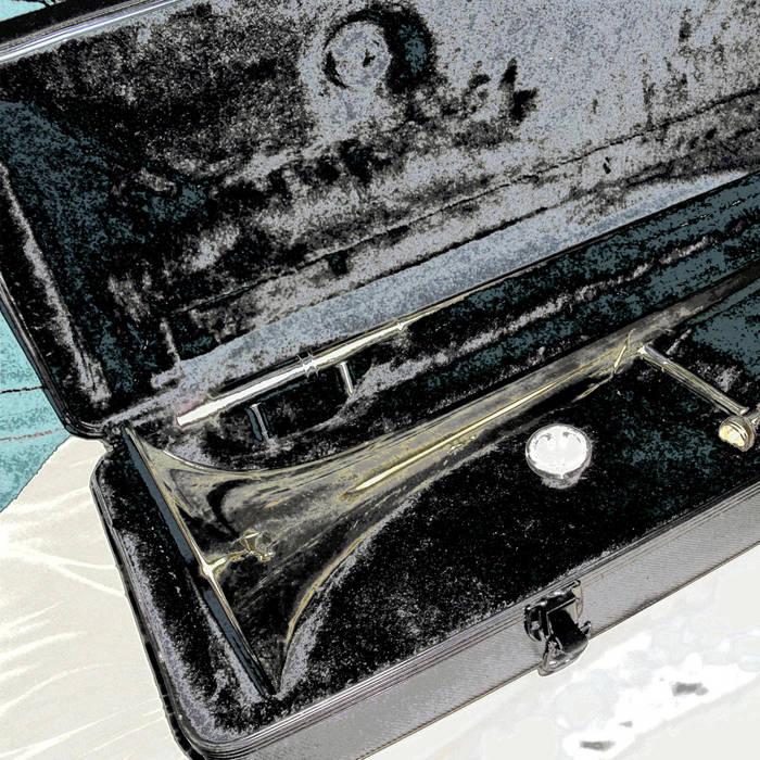 Mystified Trombone Drone Samples cover art
