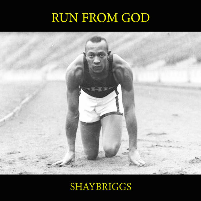 Run From God cover art