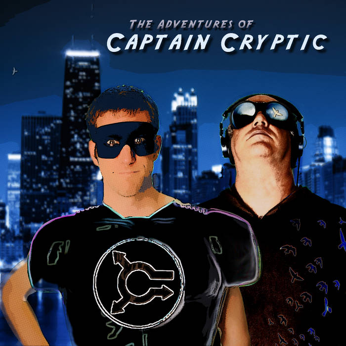 The Adventures of Captain Cryptic cover art