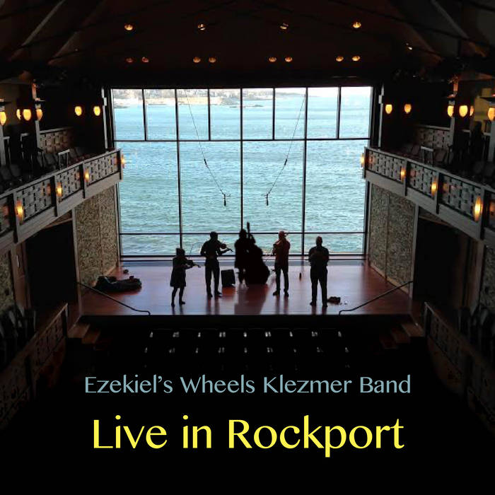 Live in Rockport cover art