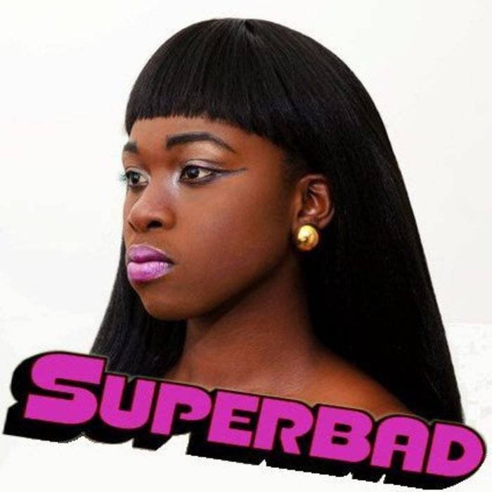 SUPERBAD cover art