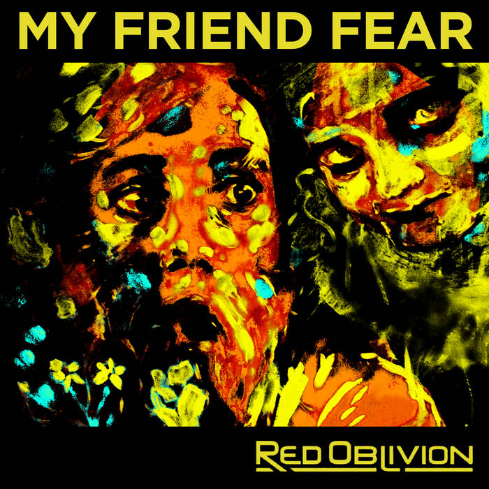 My Friend Fear cover art