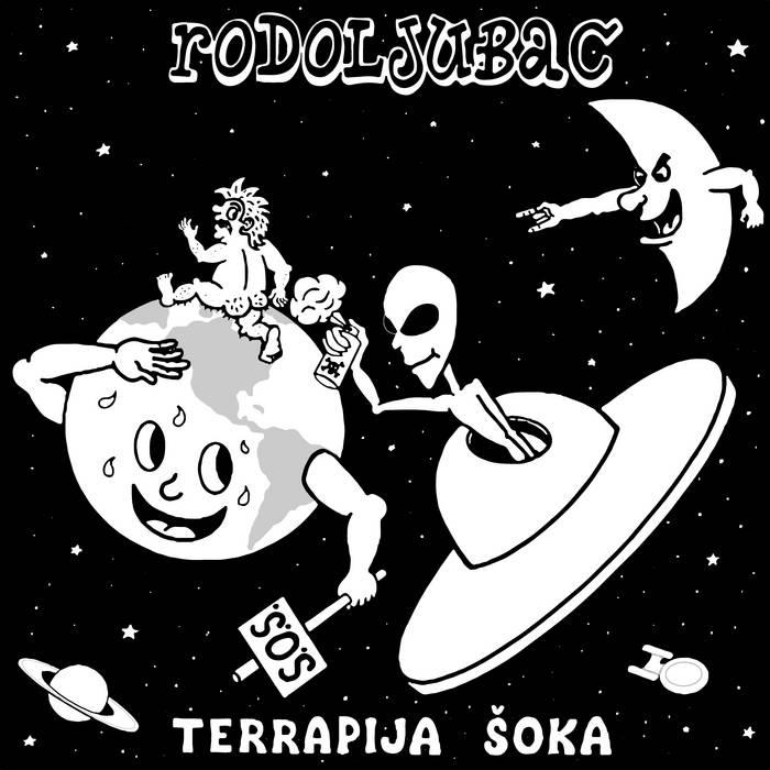 Terrapija šoka cover art