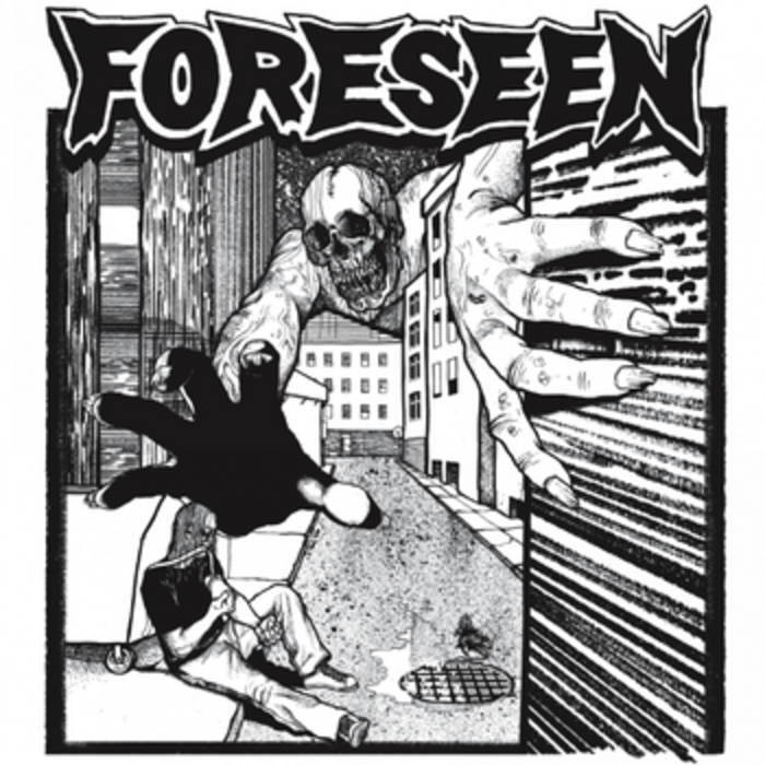 Foreseen cover art