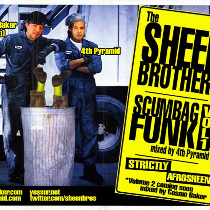 Sheen Bros - Scumbag Funk Vol. 1 cover art