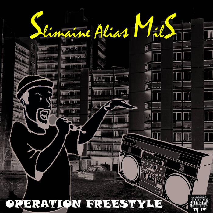 Opération Freestyle cover art
