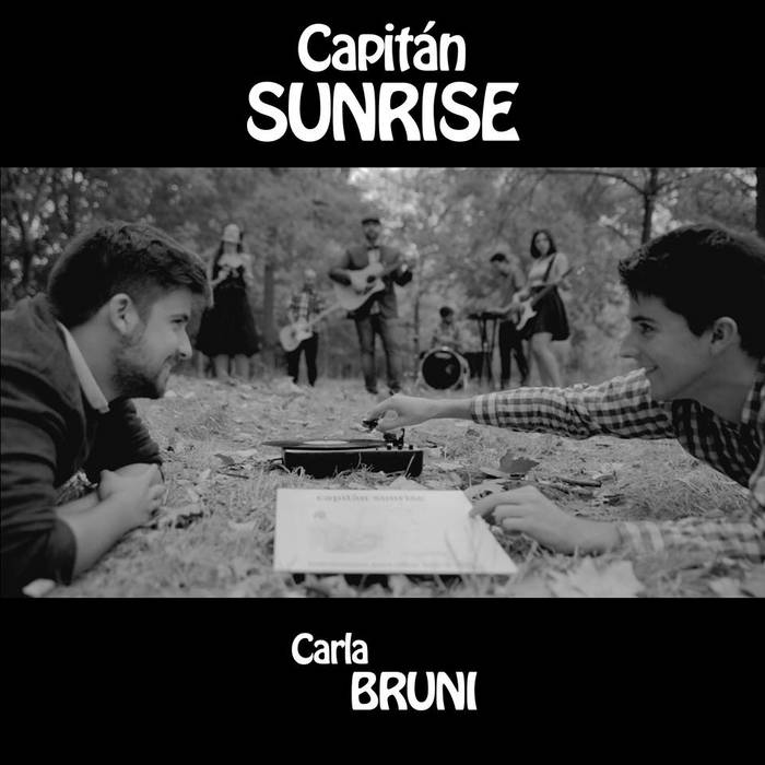 Carla Bruni - Single cover art