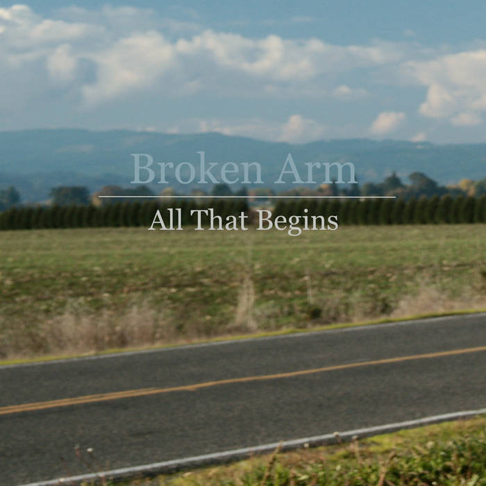 All That Begins cover art