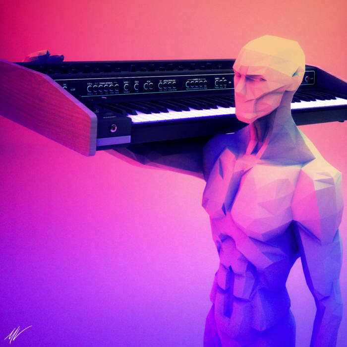 Synthesizer cover art