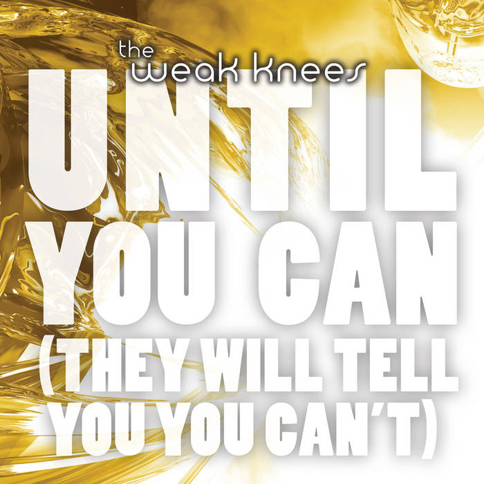 Until You Can (They Will Tell You You Can't) cover art