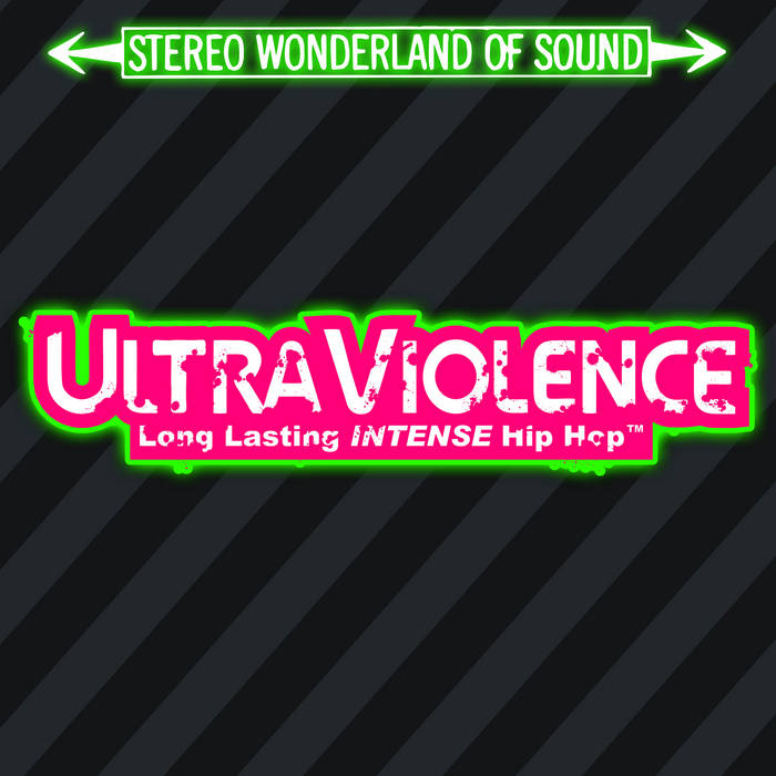 Ultra Violence cover art