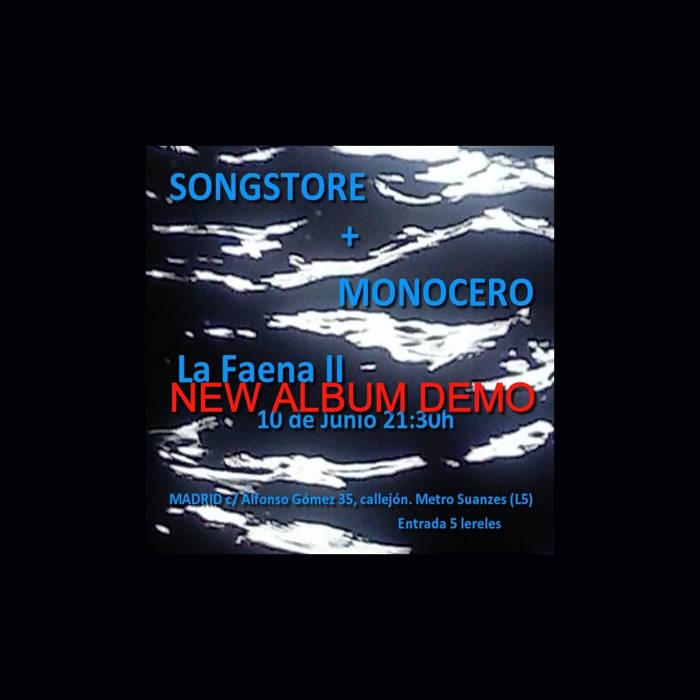 2016 NEW ALBUM DEMO cover art