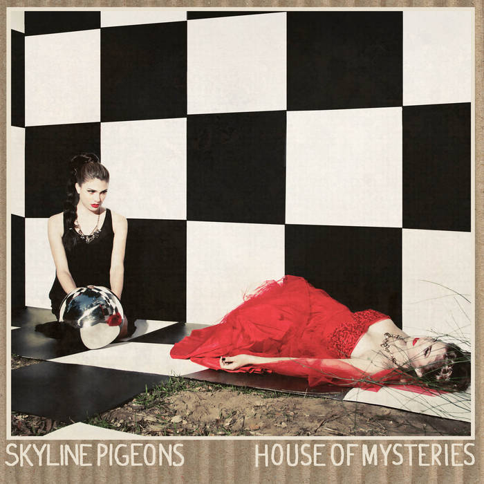 House of Mysteries cover art