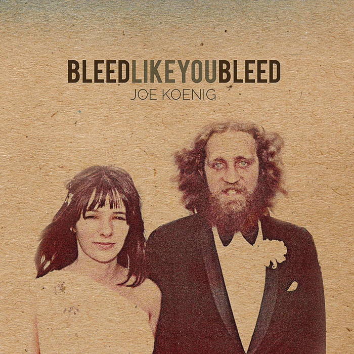 Bleed Like You Bleed cover art