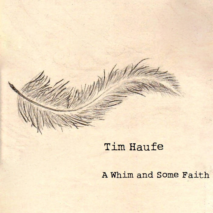 A Whim and Some Faith cover art