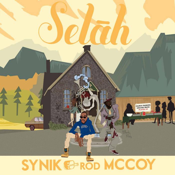 SELAH cover art
