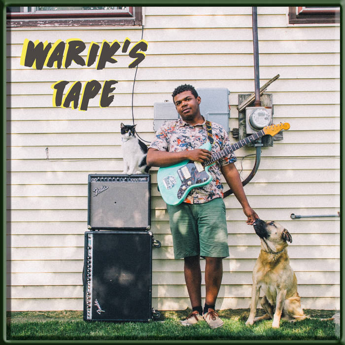 WARIK'S TAPE cover art